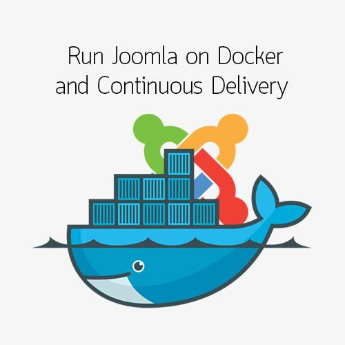 Joomla on Docker